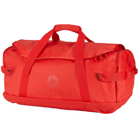 Marmot Long Hauler Duffel Mediano, victory red